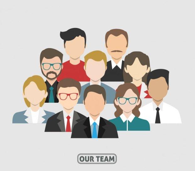 Avatar l'équipe
